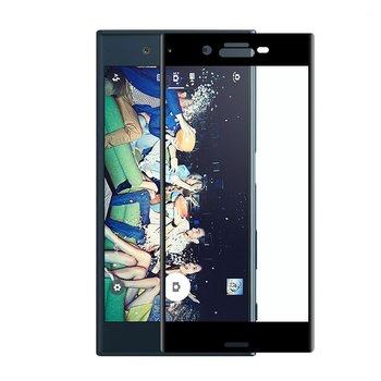 Перейти на Алиэкспресс и купить 3D изогнутый чехол из закаленного стекла для SONY Xperia X XZ XZS XZ1 Compact XZ2 Premium XZ3 Полное покрытие экрана Защитная пленка стекло