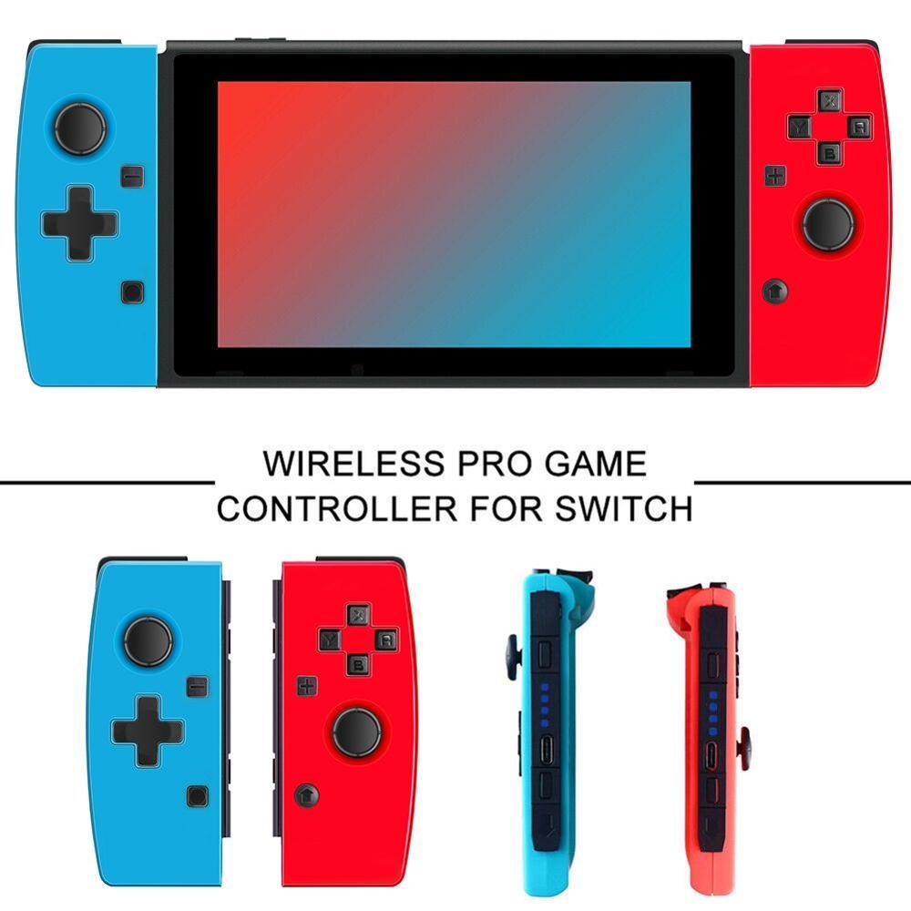 Controlador de Control de Mando profesional inalámbrico Bluetooth para consola de interruptores Nintend controlador de Gamepads Joystick para Switch dos switch joy con - 6