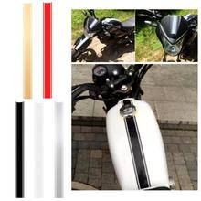 1 Pcs Motorcycle Sticker Gas Fuel Oil Tank/Fender/Fork Tube Pad Protector Decal For Universal Motorbike Fashion Moto Accessories