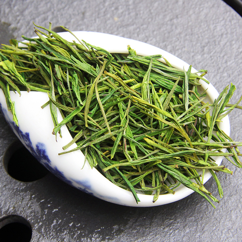 2019 Yr China Anji Bai Cha Green Cha Tea For Health Care Lose Weight Chinese An Ji Anji White Tea BaiCha