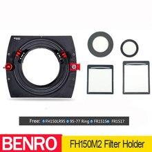 Benro-sistema de soporte de filtro cuadrado para cámara, FH150M2, FH150M2S1, para SIGMA 12-24mm f/4,5-5,6