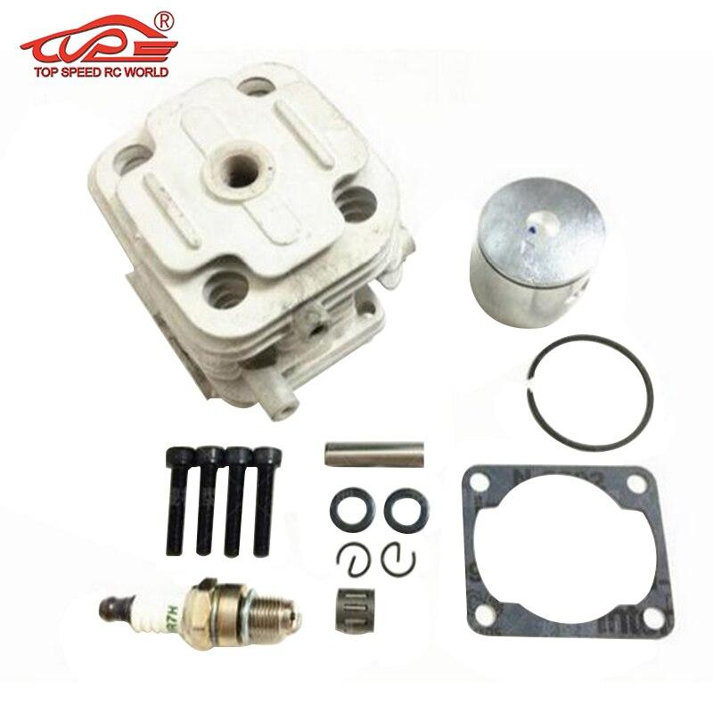 26cc Engine Big Bore Kits Parts for 26cc Rovan Zenoah Engine 1/5 RC Car Parts