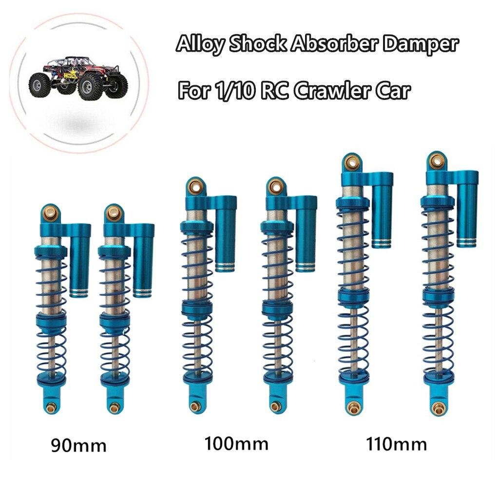 pour RC Crawler Voiture AXIAL TRX-4 4 100 Mm Métal Huile Suspension shocks amortisseur