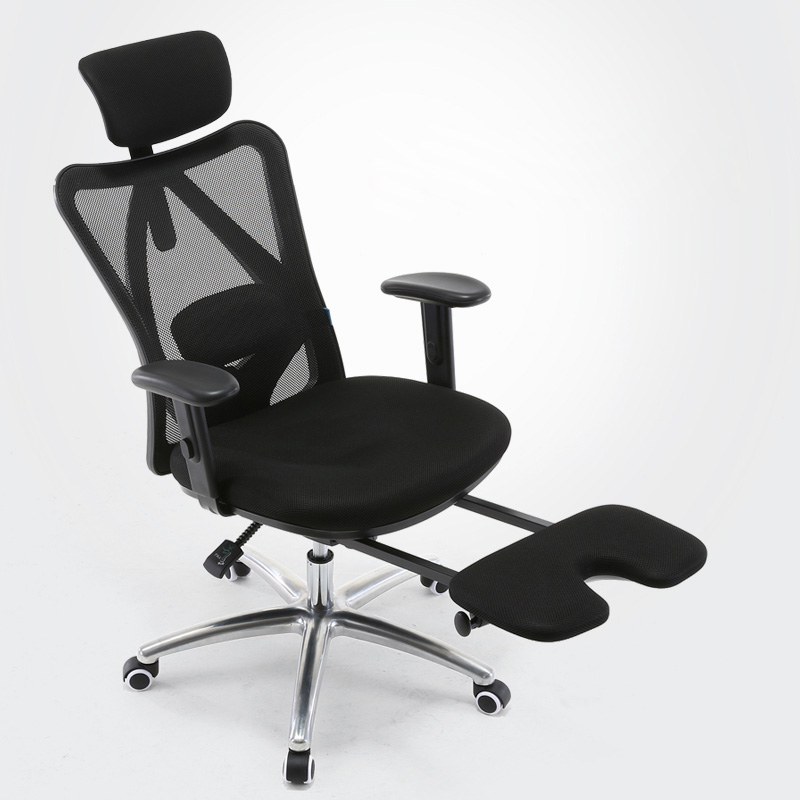 Computer Chair Ergonomic Waist M18 Boss Chair Staff Office Chair Electric Racing Chair Home Sihoo Net Chair