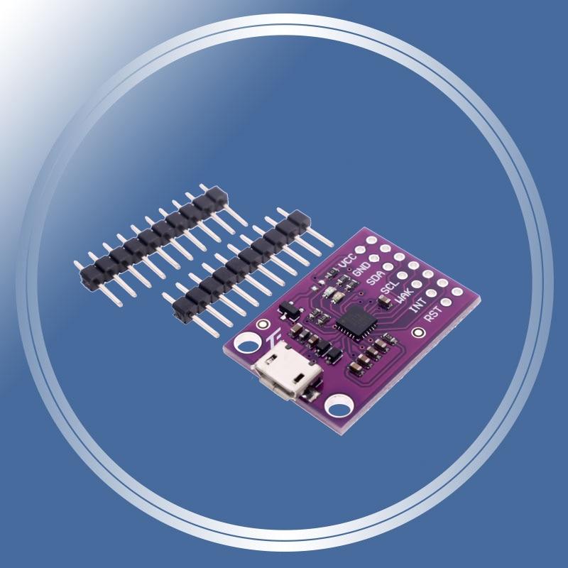 CP2112 Debug Board USB to SMBus I2C Communication Module 2.0 MicroUSB