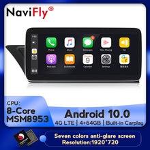 NaviFly Android 10,0 Auto-Multimedia-Player Für Audi A5 A4L B8 2009-2016 GPS Navigation API29 IPS 1920*720 DSP Wireless Carplay