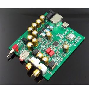 Image 2 - Hifi Mp3ถอดรหัสCSR8675 + AK4493 APTX HD USB DACหูฟังบอร์ดเอาต์พุตรองรับPCM 192KHz