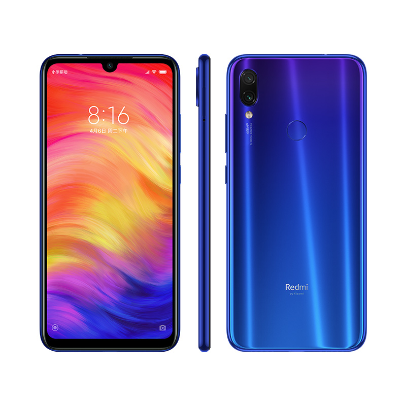 shop Xiaomi Redmi Note 7 4GB 64GB Smartphone Snapdragon 660 Octa Core 4000mAh 2340 x 1080 48MP Dual Camera Cellphone with crypto, pay with bitcoin