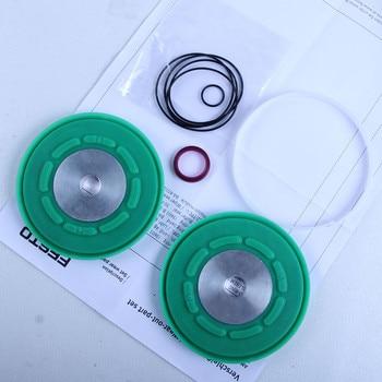 Festo pneumatic ADN/AEN-100-P-A Cylinder Seal Repair Kit Wear out part set/Set wear parts/Set of wearing parts dseu 32 10 p a dseu 32 25 p a dseu 32 50 p a dseu 32 75 p a festo mini cylinder pneumatic tool