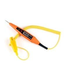 2,5-32 V Auto Digital Circuit-Tester Bleistift Elektrische Diagnose-Tool Power Sonde Spannung Test Stift Detektor Kupfer LCD bildschirm