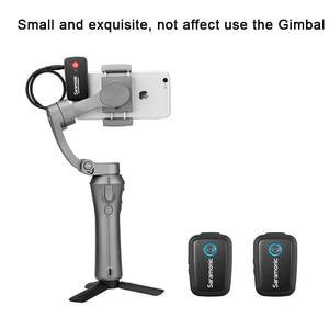 Image 5 - Boya Saramonic Blink 500 Blink500 B1 B2 B3/4/5  Wireless Lavalier Lapel Microphone Studio Condenser Interview Mic for Phone DSLR