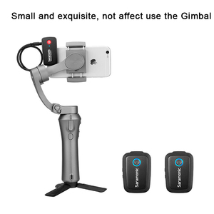 Image 5 - ميكروفون لاسلكي من Boya Saramonic Blink 500 Blink500 B1 B2 B3/4/5 بميكروفون قابل للتحدث مع استوديو مكثف للهواتف DSLR