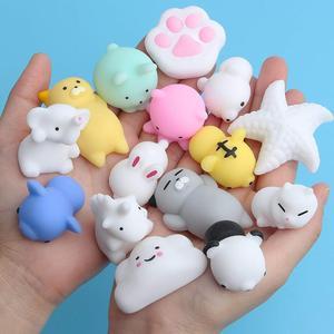2pcs Squishy Animal Kids Toy S