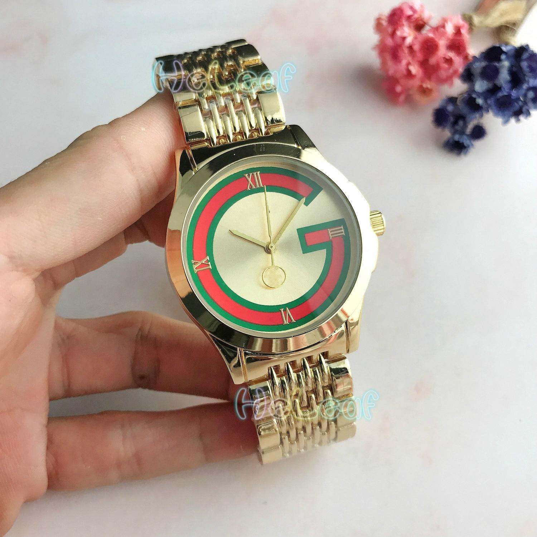 Luxury Reloj Mujer Hot Sale Newest Top Lady Silver Gold Steel Brand Quartz Watch Female Clock Montre Femme Relogio Feminino