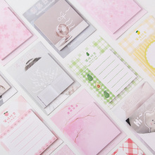 Get more info on the notebook school 2019 2020 sticky notes cute kawaii stationery memo to do list office diary journal zeszyty szkolne karteczki