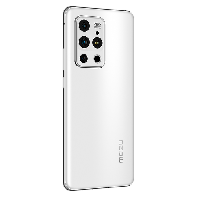 """New Meizu 18 Pro 5G Cell Phone Dual Sim Fingerprint 6.7"""" 120HZ Snapdragon 888 Face ID 50.0MP Android 10.0 OTA 40W Charge OTG GPS 5"""