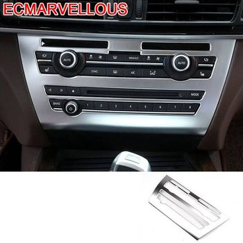 Auto Outlet Air Conditioner Automobile Modified Decorative Car Styling Accessories Protecter 14 15 16 17 18 FOR BMW X5 series