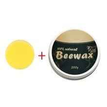 Деревянный приправа Beewax комплексное решение мебель пчелиный воск для ухода за 20/100g починки с изображением деревянного пола и ремонтный Beewax