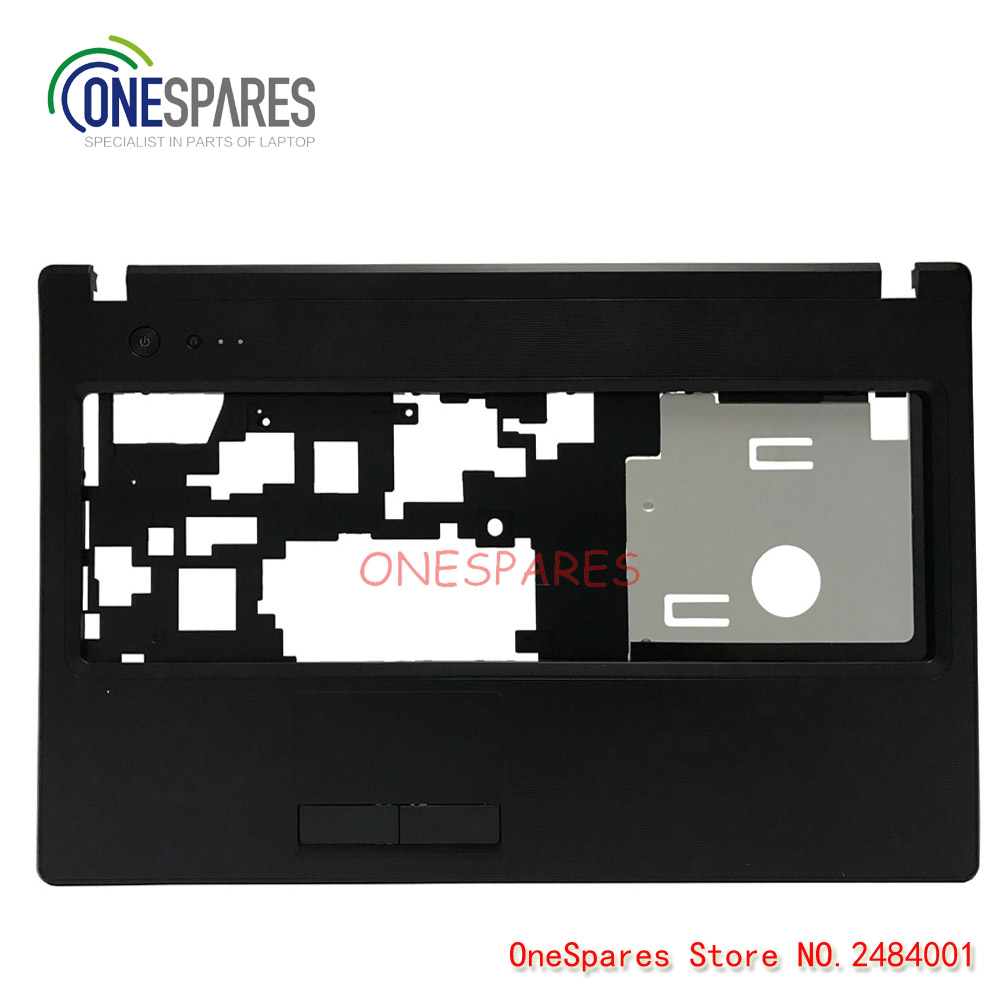 New Laptop LCD Palmrest Upper Case KB Bezel & Touchpad For Series Lenovo For Ideapad G570 G575 Series AP0GM000920