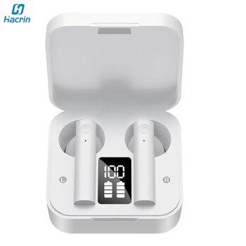 Wireless Bluetooth Earphones TWS Sport Bluetooth Earbuds LED Display Touch Control Headset HiFi Stereo Headphone With Dual Mic hifi tws wireless bluetooth headset dual stereo bluetooth 5 0 earbuds ipx5 anti sweat wireless sports headset with mic 450mah ch