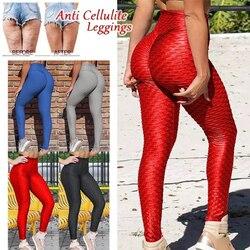 KIWI RATA Push Up Leggings Women Legins Fitness High Waist Leggins Anti Cellulite Leggings Workout Sexy Black Jeggings Modis