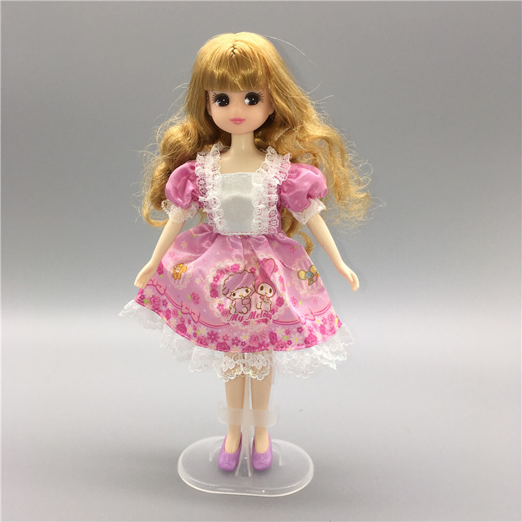 Very Beautiful New Clothes Pretty Dress Doll Accessory For Licca Doll