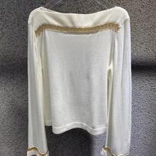 Модные женские шерстяные худи с длинным рукавом и О-образным вырезом, высококачественные женские пуловеры, новые женские толстовки