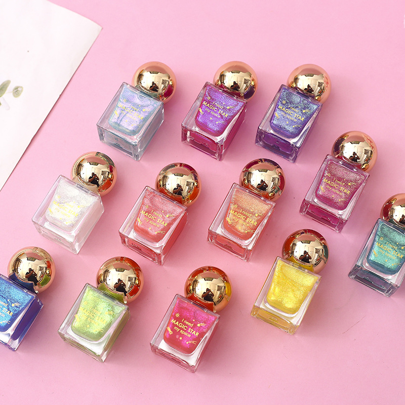 Colorful Series, Multicolor Pure Oil Bottle, Nail Polish Set, First Nail Polish.shellac Nail Colours
