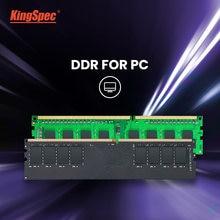 Kingspec ddr4 оперативная Память 8 ГБ 16 4 настольная ram 2400