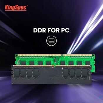 KingSpec DDR4 pamięci ram ddr4 8GB 16GB 4GB pamięć stacjonarna Ram 2400MHz 2666 3200 pamięci ram ddr4 ram na komputer stacjonarny tanie i dobre opinie 2666 MHz CN (pochodzenie) Pulpit 288pin 1 2VV 2400MHzMHz 4GB-16GB 17-17-17 As the picture shows (black green deliver randomly)
