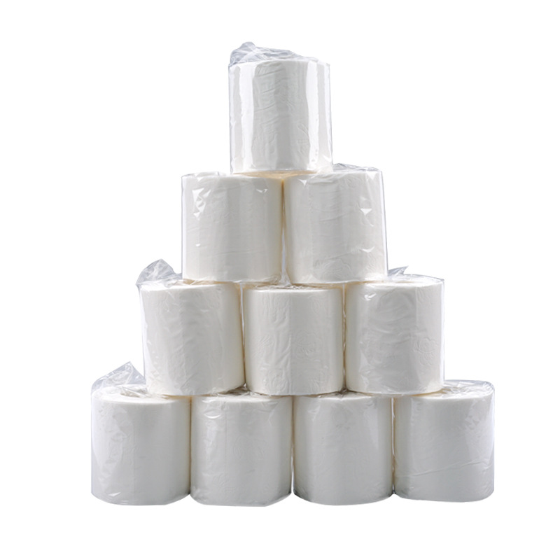 1 Roll Toilet Paper Bathroom Prank Paper Tissue Rolling Paper  Toilet Paper Santa Campana Global Epidemic Toilet Paper