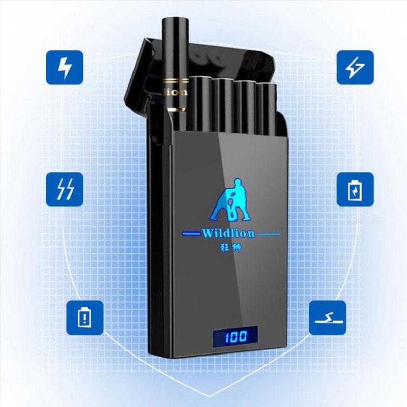 Vape Pod Starter Kit Ceramic Coil Pod LED Power Indicating System 180mAh Battery Vape Pen Electronic Cigarette Kit VS W01 Kit