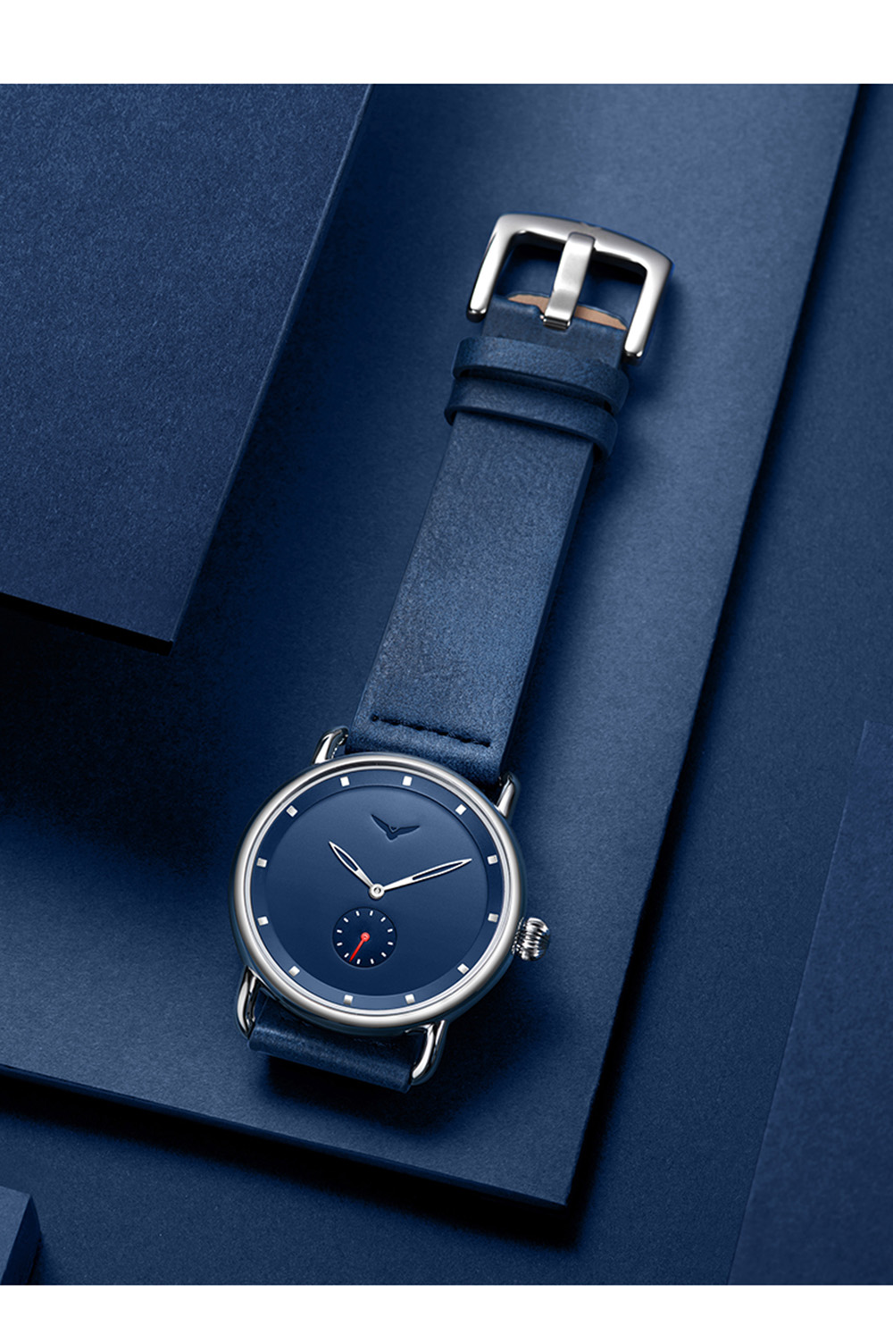 H529f99805c124b40927b7939323025dfK ONOLA top brand leather men watches clock fashion sport simple casual waterproof Wrist watch men relogio masculino