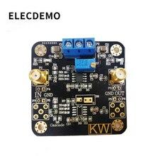 OPA1611 modülü düşük güç hassas operasyonel amplifikatör ses preamplifikatör ses Op Amp fonksiyonu demo kurulu