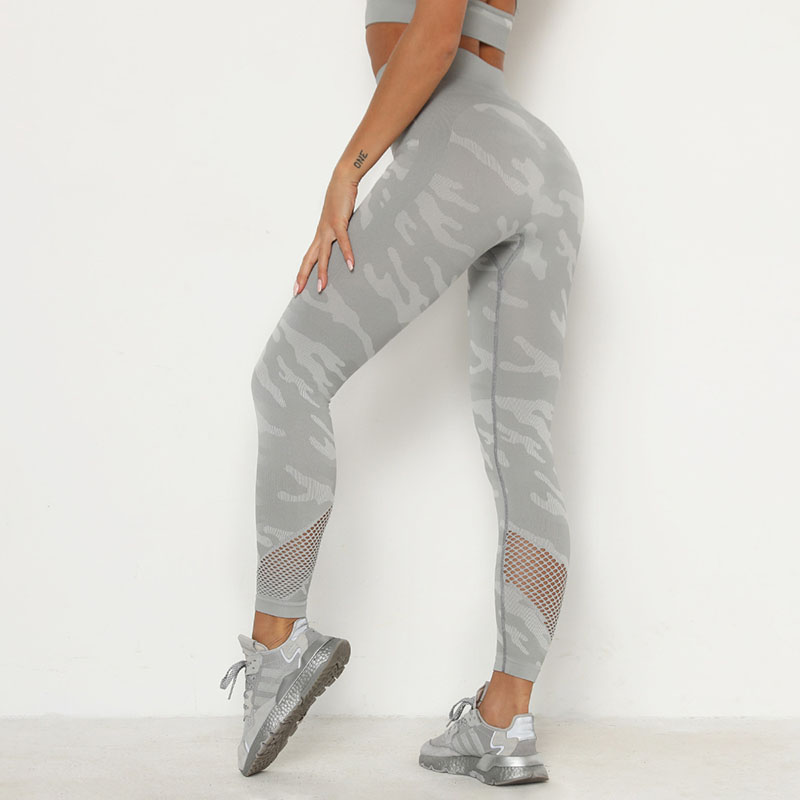 high waisted seamless gym leggings