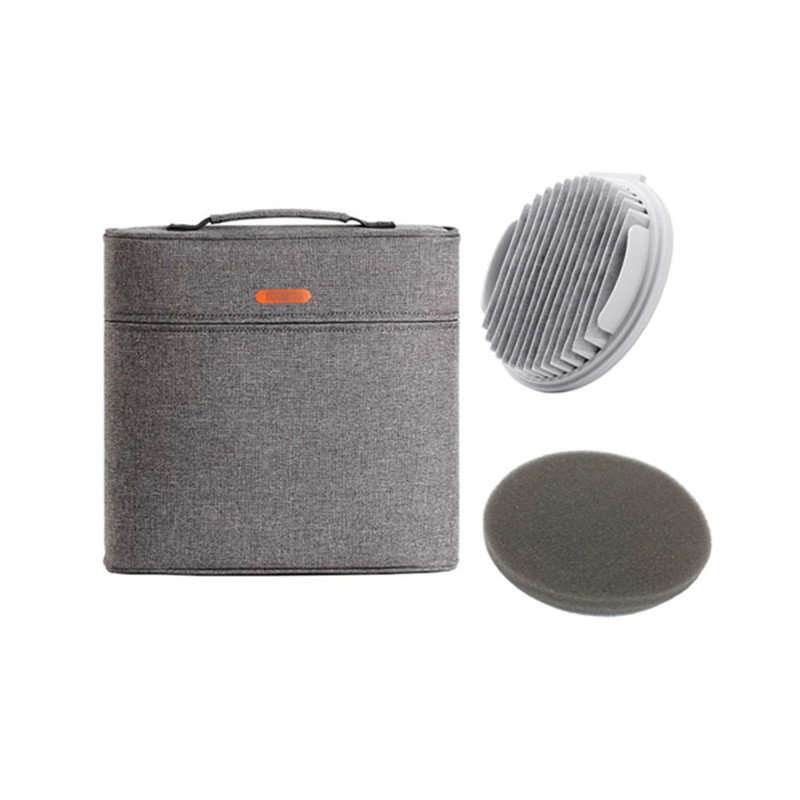 F8 Wireless Vacuum Cleaner Storage Bag HEPA Filter Sponge For Xiaomi ROIDMI F8 Handheld Vacuum Cleaner Parts