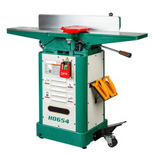 220V 1250W Cutting Machine Desktop Planer 6 Inches Bench Woodworking Workbench Planing Electric Multifunction H0654