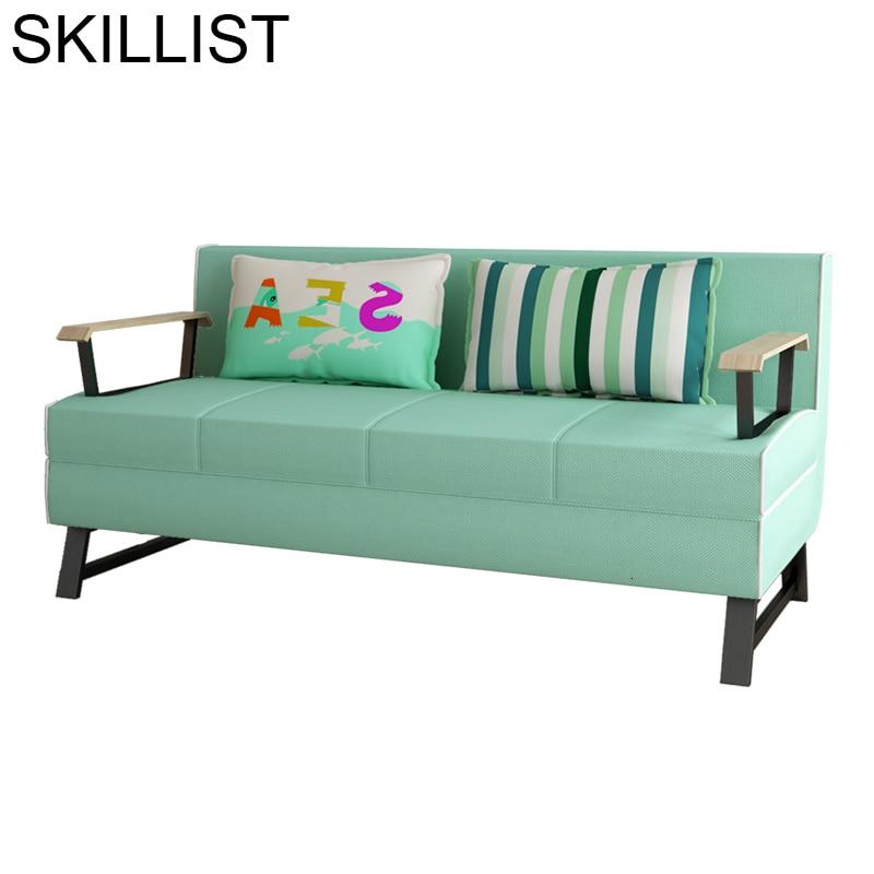 Couch Puff Asiento Futon Recliner Koltuk Takimi Pouf Moderne Cama Para Sala Mueble Mobilya Set Living Room Furniture Sofa Bed