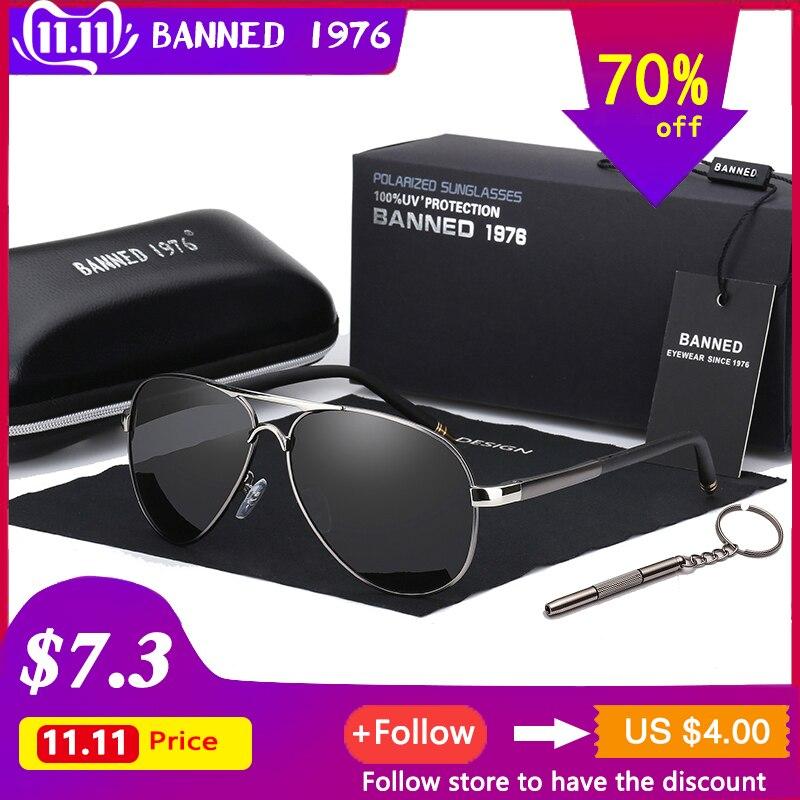 2018 hd polarizado uv 400 óculos de sol masculinos novos marca legal condução óculos de sol óculos de condução gafas de sol tons com caixa