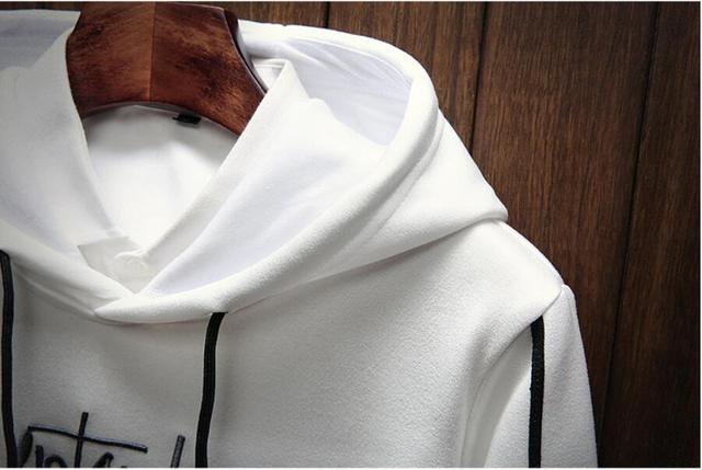 2019 New  Hot Sale  Autumn Men  Cotton Hoodies Sweatershirt Drop Shipping Fashion Printed Male Hoodies Hip Hop Clothing 2
