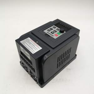 Image 3 - AT4 1.5KW/2.2KW 220V Single Phase input and 380v 3Phase Output Frequency Converter  Drive / Frequency Inverter / VFD New