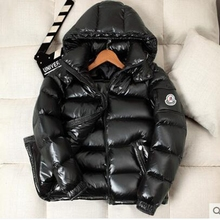 Winter Down Jacket Men Thick Warm Ultralight 90% White Duck
