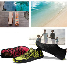 Men Women Quick-dry Water Sports Shoes Light Breathable Barefoot Swimming Upstream Shoes Outdoor Beach Seaside Wading Shoes
