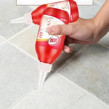 Household tile cleaner floor wall fungicide detergent high efficiency mold removal antibacterial gel bathroom kitchen Caulk Gel