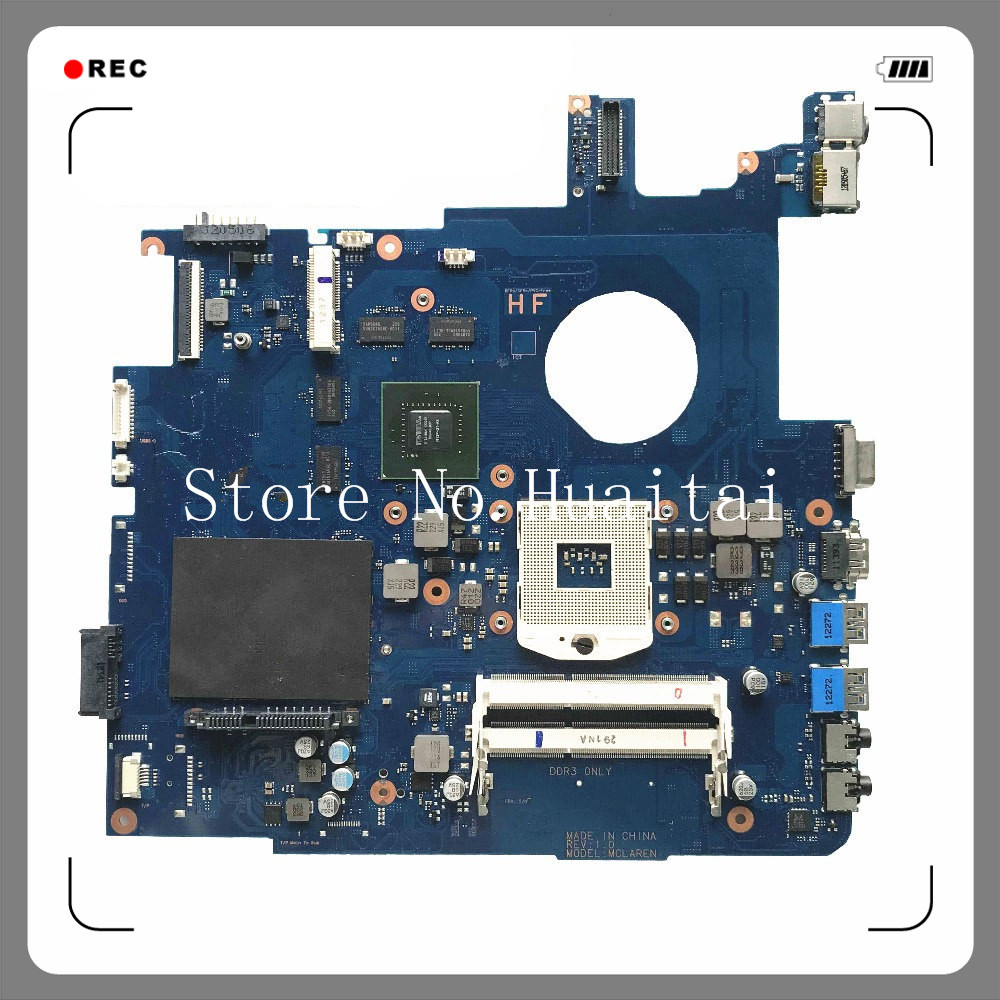 high quality For Samsung NP550P5C 550P5C laptop motherboard BA92-09098A BA92-09098B BA41-01898A 100% tested fully work image