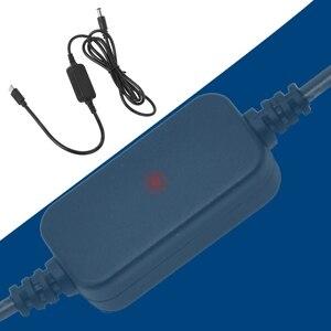 Image 5 - 36W USB Loại C C PD 12V 2.5/3.5/4.0/5.5Mm Conveter Adapter cáp Dây Cho Router Wifi Laptop LED Camera Quan Sát