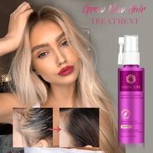 Huile de traitement de la croissance des cheveux pour Anti perte de cheveux Essence rapide cheveux épais sourcils soutien naturel sain traitement des cheveux pour les femmes