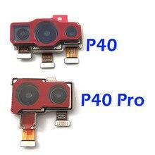 עיקרי אחורי חזרה מצלמה להגמיש כבל החלפה עבור Huawei P40 / P40 פרו