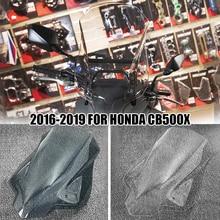 Passt Für HONDA CB500X 2016 2017 2018 2019 CB500 X CB 500X CB 500 X Motorrad Windschutz Windschutz Windabweiser visier