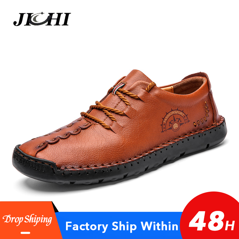 High Quality Men Shoes Breathable Lightweight Mens Casual Shoes Comfortable Shoes Men Casual No-Leather Classic Big Size 48